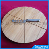 Hot-Selling Bamboo Cheese Board & Cheese Knives