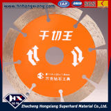 115mm Segment Diamond Saw Blade for Granite