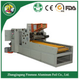 Slitting Machine for Family Size Aluminum Foil Rolls