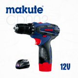 Makute Power Tools 10 Mm 12V Cordless Impact Drill (CD002)