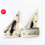 Furniture Hardware Folding Bed Sofa Brackets Adjustable Furniture Hinges