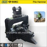 Vibratory Pile Hammer for 30 Ton Excavator