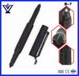 Wt Metal Pen Tactical Pen Multi-Function Defense Pen Car Broken Windows Safety Hammer (SYSG-1832)