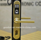 Goodum European Type Aluminium Door Fingerprint Door Lock