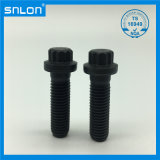 Phophated Black Flange 12 Point Screw for Engine