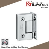 (KTG-1002) Casting Solid Pss 90 Degree Glass to Wall Shower Hinge