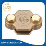 High Quality Cheap Price Copper Alloy Brass Square Tape Clamp