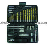 52 PCS Hand Drill Bit Set for Carpenter