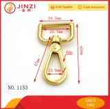 1 Inch High Quality Strong D Ring Swivel Dog Hook for Bag Hardware