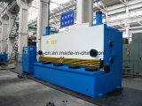 Hydraulic Guillotine Shear/Shearing Machine/Metal Cutting Machine (QC11Y-12X3200)