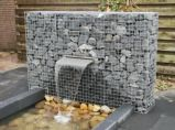 Galvanized Gabion Stone Cage Gabion From Stones (building background)