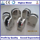 Stainless Steel Glass Clamp for Glass Railing and Balustrade