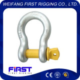 Chinese Manufacturer of Marine Hardware Bow Shackle
