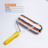 E-18 Hardware Decorate Paint Hand Tools Double Lines Acrylic Fabric Paint Roller