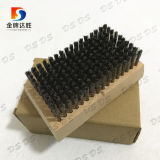 Stainless Steel Wire Anilox Roller Cleaning Brush
