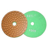 100mm Diamond Polishing Pad Marble Flexible Polishing Pad