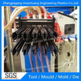 PA66 Heat Insulation Strips Extrusion Machine Mold