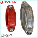 Ductile Iron Casting Pipe Clamp for Construction
