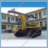 High Output Crawler Drill With TUV