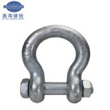 Rigging Hardware Stainless Steel Bow Shackle Omega Shackle