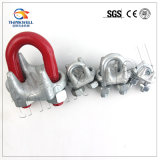 Galvanized Us Type G450 Drop Forged Wire Rope Clip