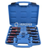12 PCS Go Through Screwdriver Set (MG50243)