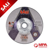 Depressed Center Abrasive Metal Grinding Wheel with Nut 5/8