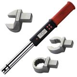 Interchangeable Head Electronic Torque Wrench