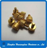 Brass Knurled Head Thumb Screw