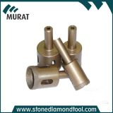 New Style Diamond Brazed Core Drill Bits for Drilling Concrete/Stones/Ceramics