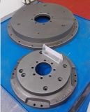 Customized Sand Casting, Iron Casting, Wheel Casting for Engineering Machinery