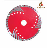 Diamond Tools Hot Pressed Sintered Saw Blade with Skew Multi-Segmented Blades