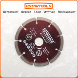 Diamond Continous, Segment, Turbo Rim Circular Saw Blade