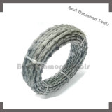 8.5 9.0 Closed Diamond Wire Saw for Stone Granite Marble Cutting