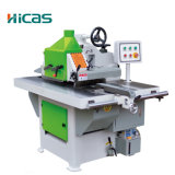 Electric Gang Wood Ripping Saw with Infrared Alignment Device