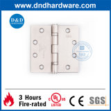 Stainless Steel Door Hinge with UL Listed for Fire Rated Door 4.5X4.5X3.4 2bb