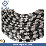 Spring Diamond Wire Saw for Marble