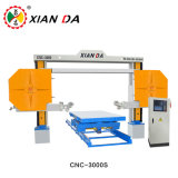 Stone Marble Granite CNC Diamond Wire Saw Cutting Machine