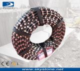 Duable Diamond Wire Saw for Marble Quarry