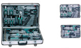 114PC Hand Repair Tool Box with Cordless Drills