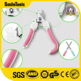 Stainless Steel Pet Nail Cutters and Scissors with Nail File