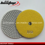 Resin Bond Diamond Abrasive Tools for Stone and Concrete Polishing