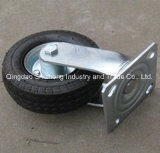 10inch Heavy Duty Pneumatic Swivel Caster Wheel (10