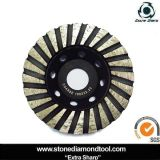 Turbo Steel Cup Grinding Wheel/Diamond Disc