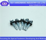 Zinc Plated Hex Head Machine Screw
