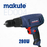 280W Electric 10mm Power Tools Drill with Keyless Chuck (ED004)