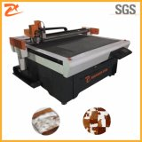 Leather Area Rug Cutting Making Machine Knife Cut No Laser Dieless 1214