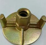 Cast Iron Wing Nut for Building Formwork