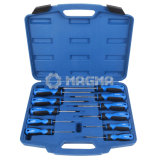 11 PCS Tamperproof Torx Screwdriver Set (MG50919)