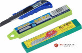 Retractable Box Cutter Utility Wallpaper Knife Craft Art Knife (H02003)